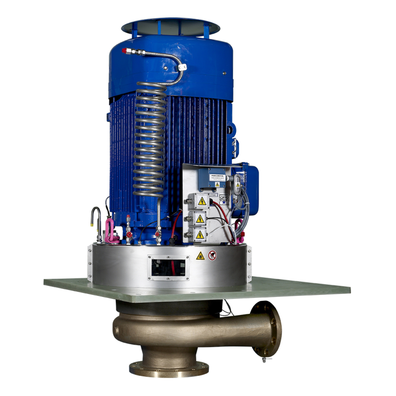 Centrifugal cryogenic pumps MCP