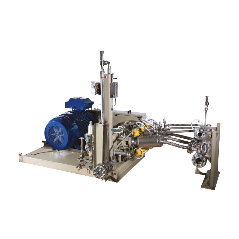 Reciprocating cryogenic pumps LDPD