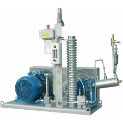 Reciprocating cryogenic pumps SDPD