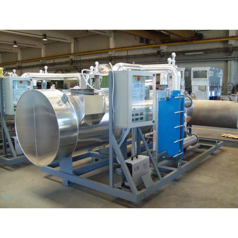 Когенерационные установки