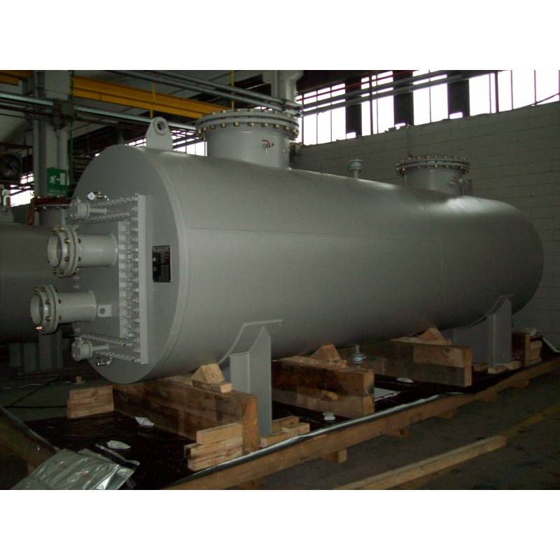 Process gas coolers