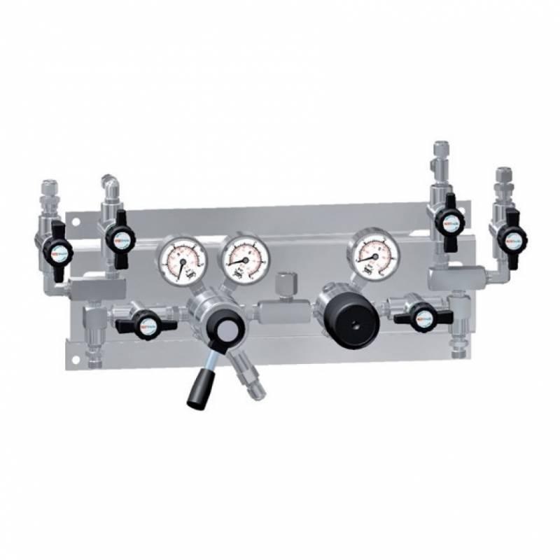 Gas supply manifold BMD 500-34/-35/-39