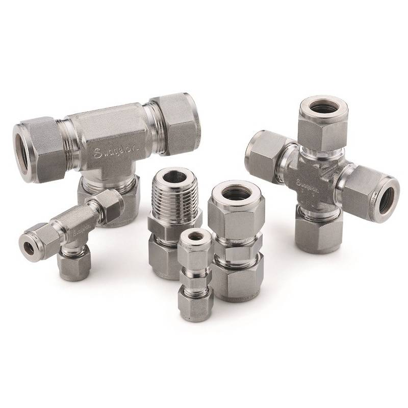 Swagelok tube fittings and adapters