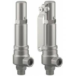 Предохранительные клапаны тип 06810, 06815
