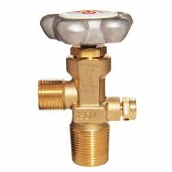 Gas cylinder valve