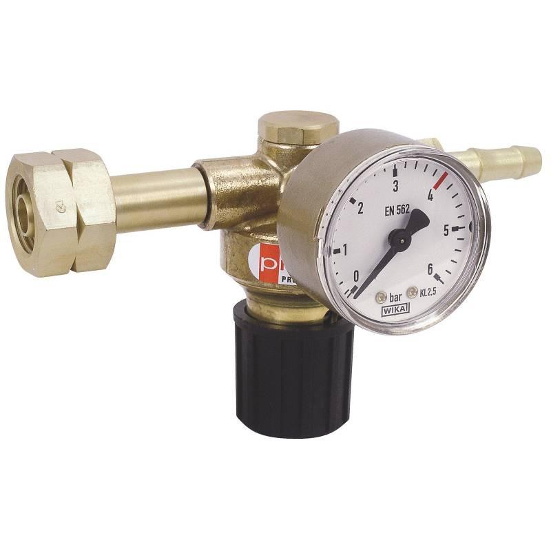 Propane pressure regulator DINCONTROL