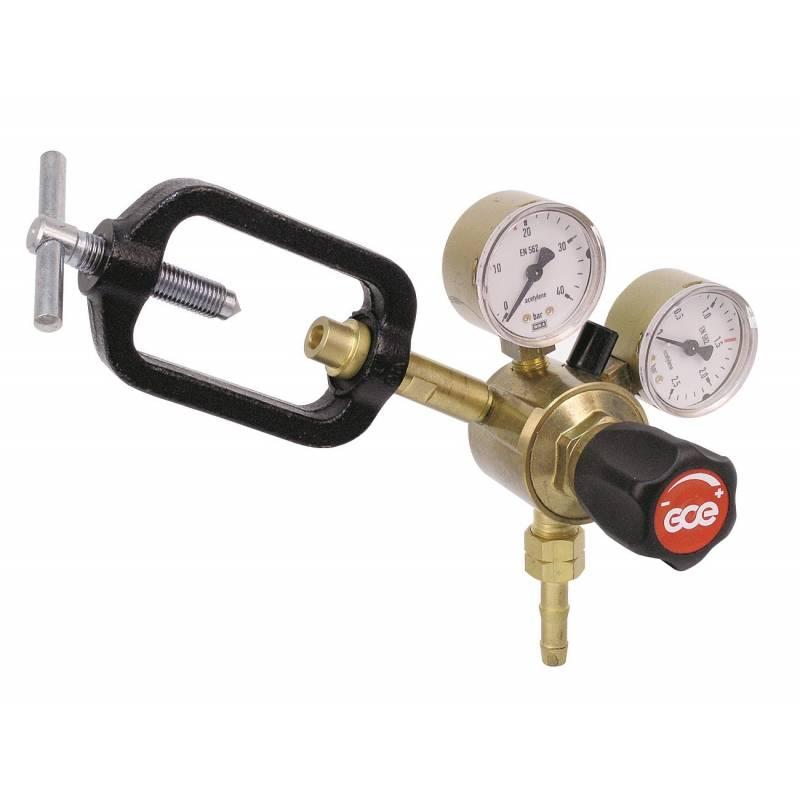 Acetylene pressure regulator DINCONTROL