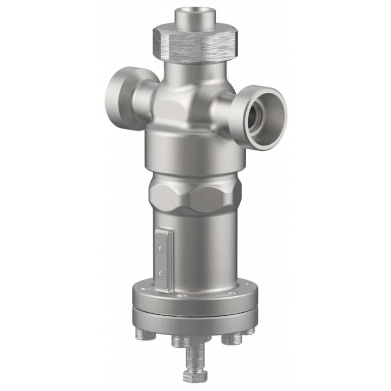 Cryogenic pressure regulators PN 40
