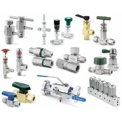 Process interface valves