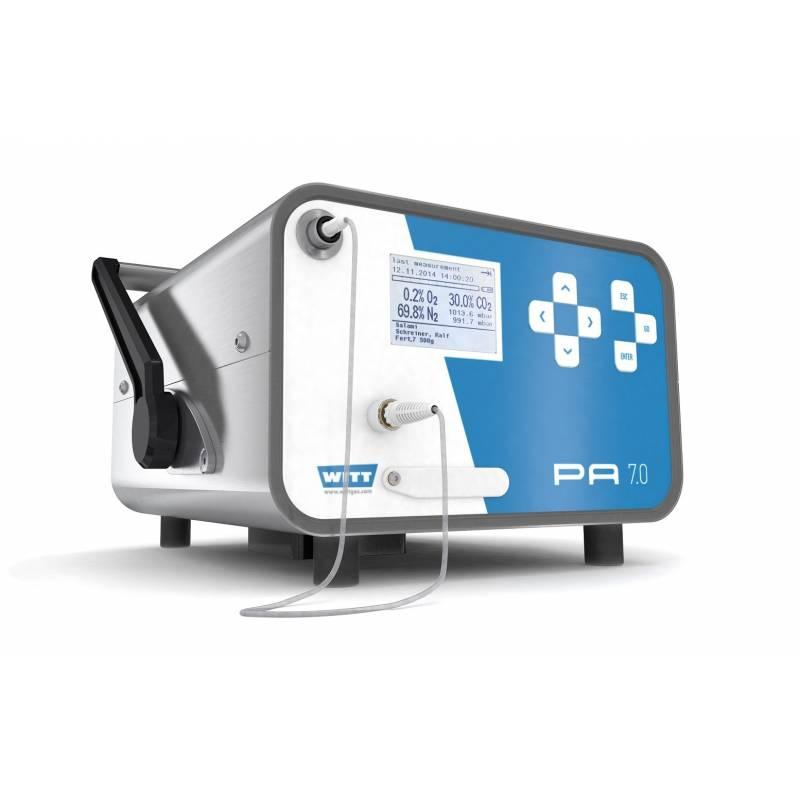 Gas analyzers PA 7.0