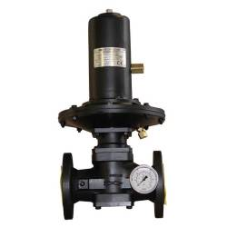 Pressure regulators with balanced valve PROTÉE 431-N