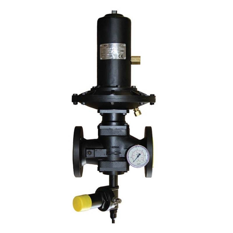 Регуляторы давления с балансировочным клапаном PROTÉE 43-S
