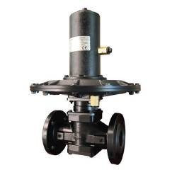Pressure regulators with balanced valve PROTÉE 432-N