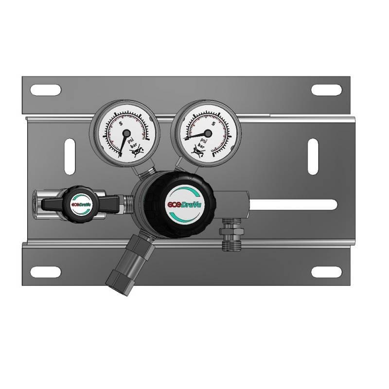 Панель управления подачей газа SMD 500-16/-24/-25