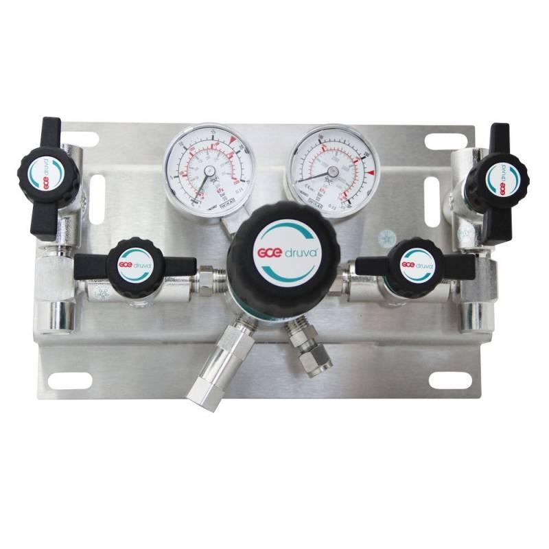 Панель управління подачею газу BMD 500-30/-32