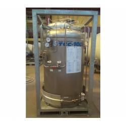 Резервуары для сжиженных газов серии ТСС
