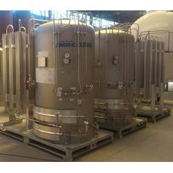 Modular cryogenic tanks of MBC series