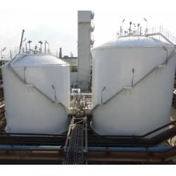 Плоскодонные криогенные резервуары