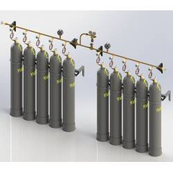 Рампы разрядные под любой вид газа