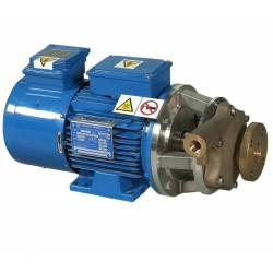 Centrifugal criogenic pumps CO