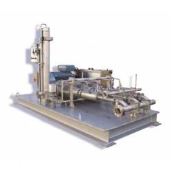 Reciprocating cryogenic pumps HPP