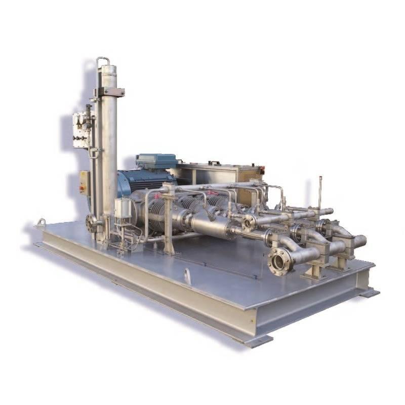 Reciprocating cryogenic pumps HPP