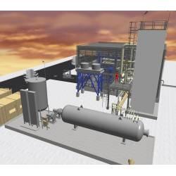 Установки по сжижению природного газа