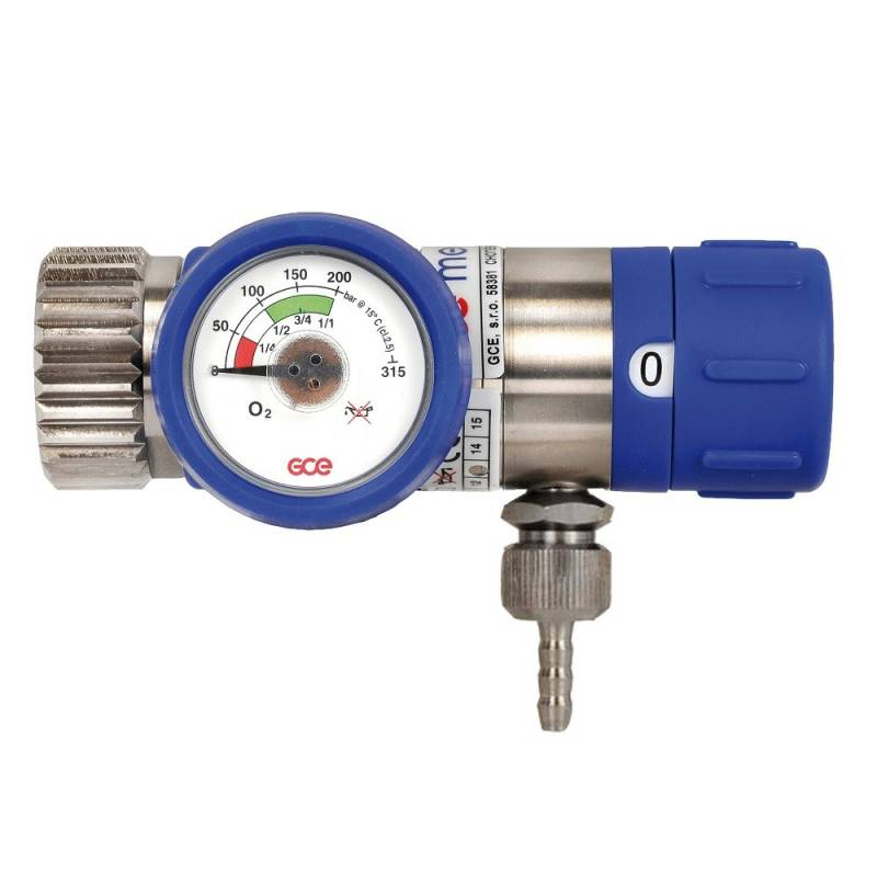 Pressure regulators MEDISELECT II