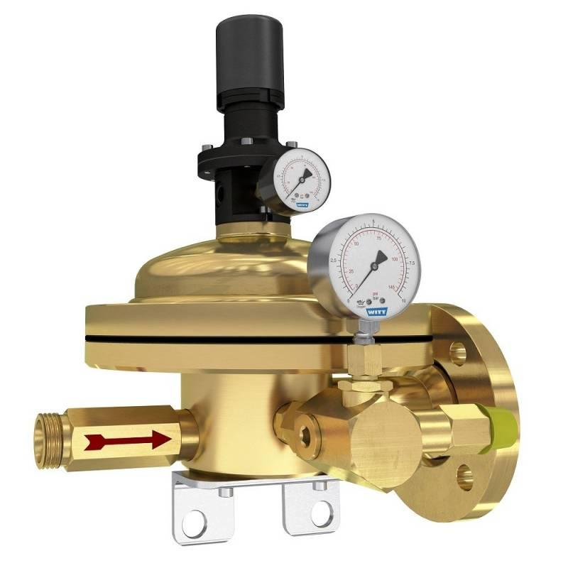Pressure regulators ADR 150