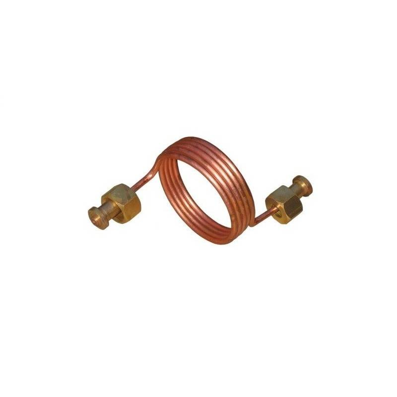 Cylinder manifold coil