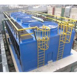 Модульные вентиляторные градирни серии PIRG