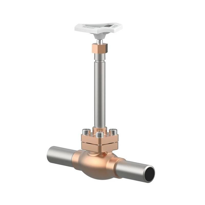 Запорный клапан HEROSE тип 01301.1521.0017