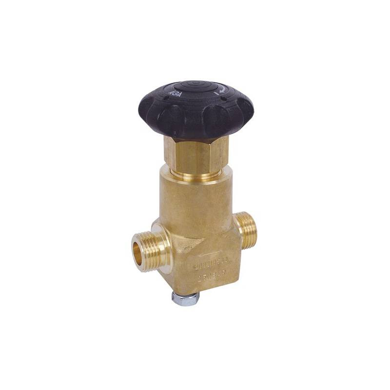 Two-way valves of high pressure