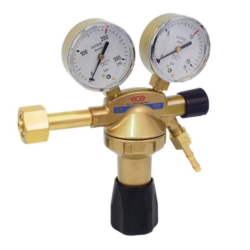 Регулятор давления GCE DINOX Plus O2 тип ARV0536