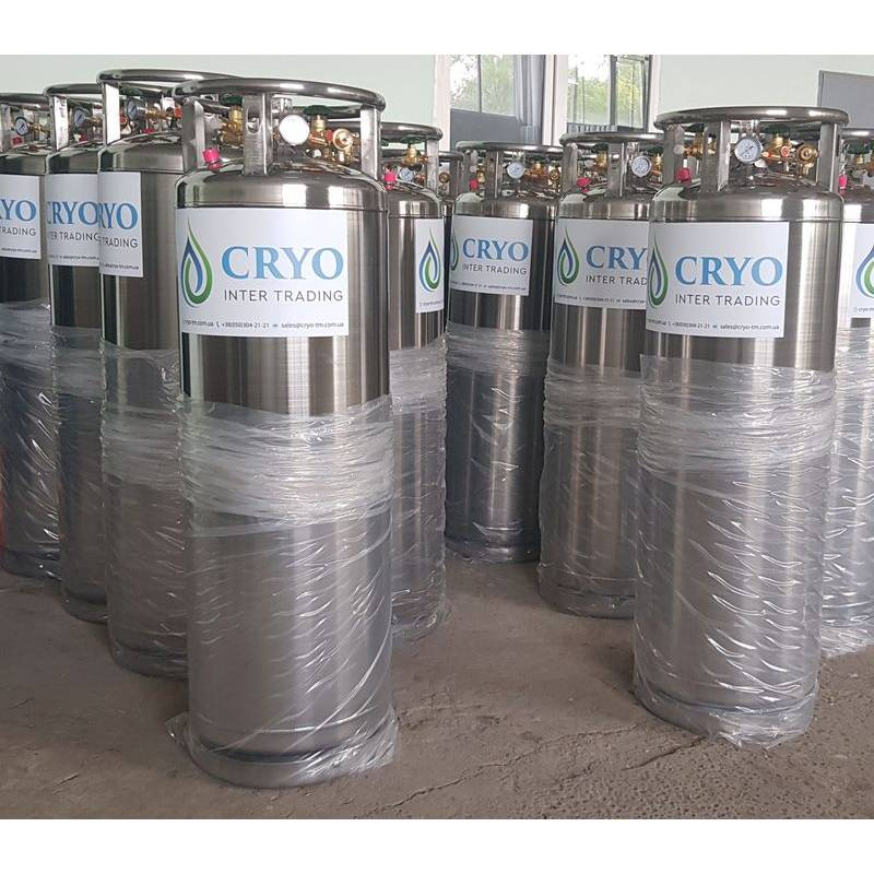 Cryogenic cylinders