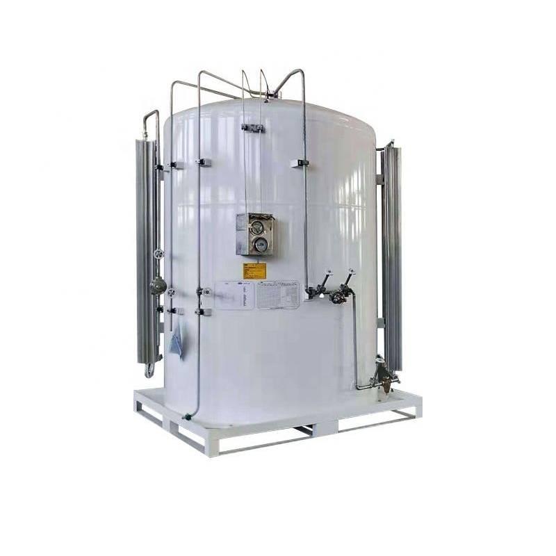 Криогенные ёмкости (газификаторы) 5000 л