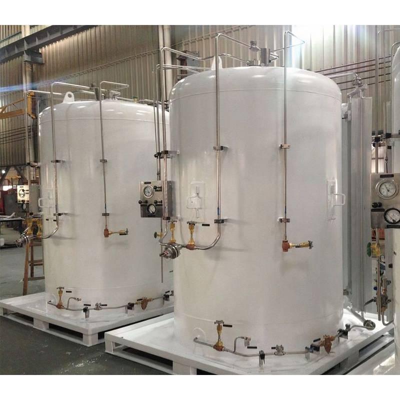 Криогенные ёмкости (газификаторы) 3000 л