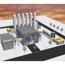Natural gas liquefaction plants