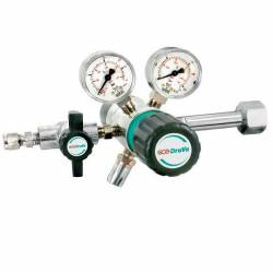 Pressure regulators for pure gases