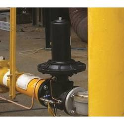Industrial pressure regulators