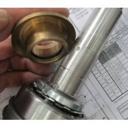 Запасные части и комплектующие к насосам и турбодетандерам Cryostar S.A.S.