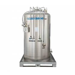 Криоцилиндры (газификаторы) сжиженного кислорода