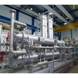Cryogenic pumps, turbo expanders