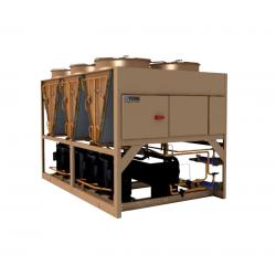Холодильные машины с воздушным охлаждением