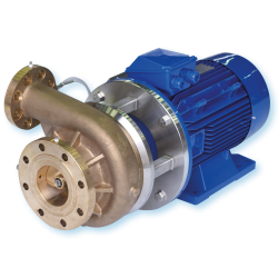 Centrifugal cryogenic pumps