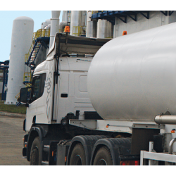 Equipment for transportation of cryogenic products