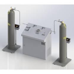 Станции зарядные углекислотные для наполнения баллонов