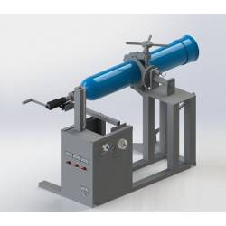 Cylinders evaluation stand